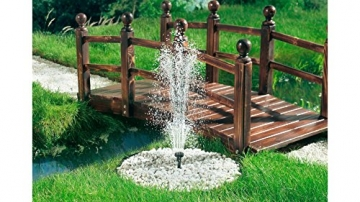 UBBINK Komplett-Set: Gartenbrunnen York -