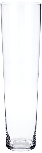 LEONARDO 029557 konische Vase 70 cm klar -