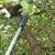 FenWi Teleskop Baumpflege Gartengeräte Set mit 6m Aluminium Teleskopstange, Astschere (Raupenschere mit Zugschnur), Astsäge, Obstpflücker und Baum-Haken - bis zu 8,50m Höhe -