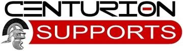 Centurion Supports Nusku runde Feuerschale, luxuriös, multifunktional, schwarz mit Keramikfliesen in 360°, für Garten und Terrasse - 9
