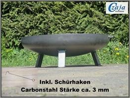 Czaja Stanzteile Feuerschale Bonn Ø 80 cm - 1