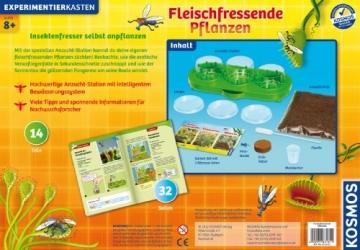 Kosmos 631611 - Fleischfressende Pflanzen - 2
