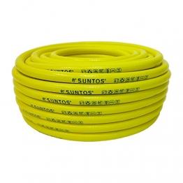 """Sanifri 470010050 """"Suntos"""" Qualitätsschlauch, 1/2"""", 20m, knickfest, verdrehsicher, kälte- und hitzebeständig - 1"""